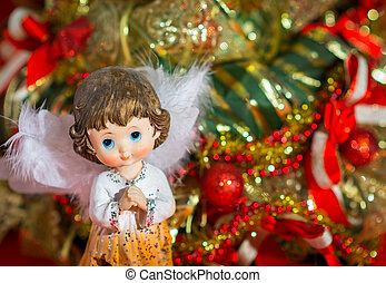 angel Christmas 2