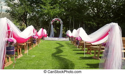beautiful decor for ceremony - beautiful decor for the...