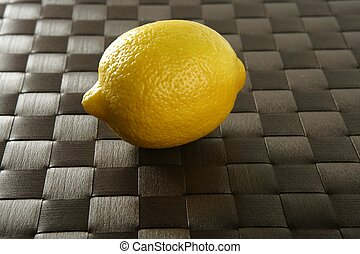 Lemon citric fruit
