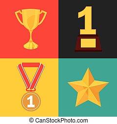 award design , vector illustration