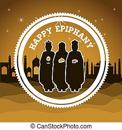 2014 11 14 GR 785 - Happy epiphany design over desertscape...