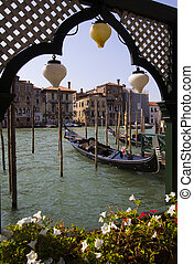 Italy, Venice, canals, - Italy, Venice cityscapes, canals,...