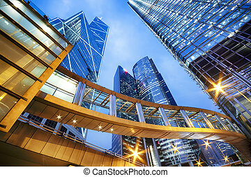 Office Buildings, Hong Kong