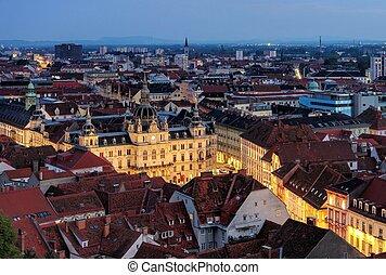 Graz townhall