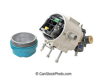 Electronic pnevmoregulyator - Electronic pnevmoregulyator,...