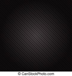Vector black background with stripes