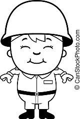 Army Soldier Boy