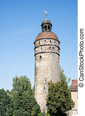 Nikolai Tower in Goerlitz - The Nikolai tower in Goerlitz...