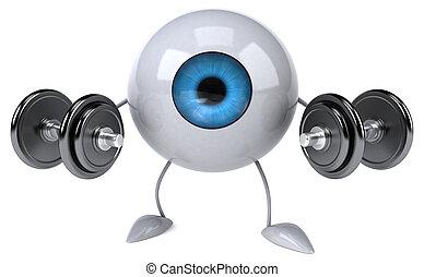 Eye - Fun eye