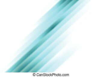 Blue abstract stripes vector background