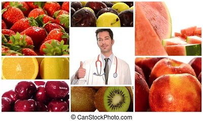 fruit for better health composition