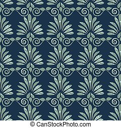 Damask seamless pattern for your design.