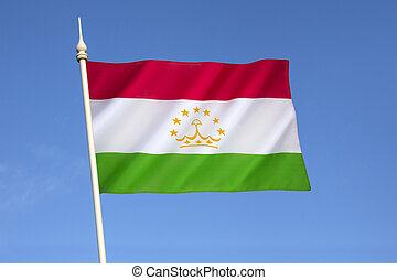 Flag of Tajikistan - Tajikistan was the last of the former...