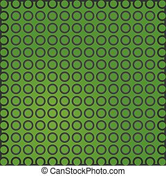 Abstract background, green brochure