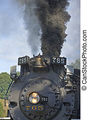 Cuyahoga Valley Scenic Railroad Steam Engine