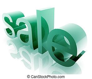 Rabatt, shoppen, Verkäufe
