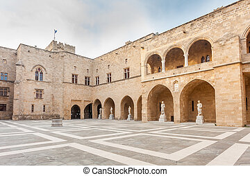 Rhodes Grand Masters Palace - The Palace of the Grand Master...