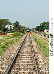Railway in Bangladesh