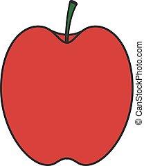 Apple Shape Design