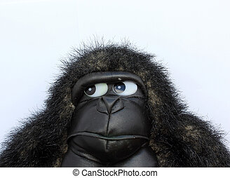 Teddy gorilla - Creative design of Teddy gorilla