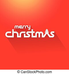 Merry Christmas Text Stock Illustration - Stock Illustration...