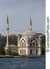Dolmabahce Mosque - Dolmabahce Bezmi Alem Valide Sultan...