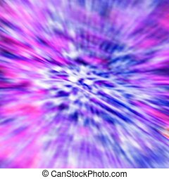Retro Tie Dye - A retro tye die background illustration.