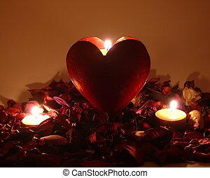 heartlight - tendency  light