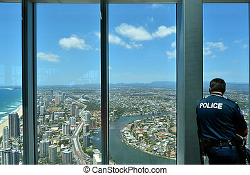SkyPoint Observation Deck - SURFERS PARADISE - NOV 14...
