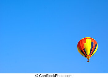 Hot Air Balloon - GATINEAU, CANADA - AUGUST 30: Hot Air...
