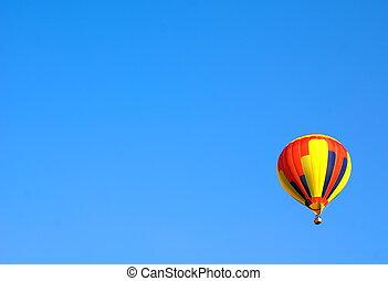 Hot Air Balloon - GATINEAU, CANADA - AUGUST 30: Hot Air...