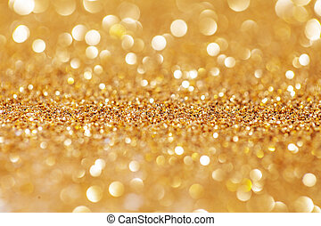 Abstract Rich Beautiful Golden Background - Abstract rich...