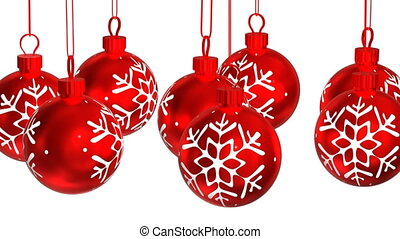 Christmas Ornaments background - Christmas Ornaments...