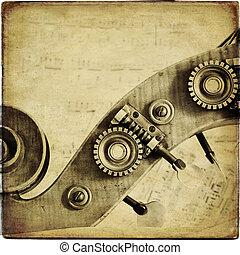 ark, musik