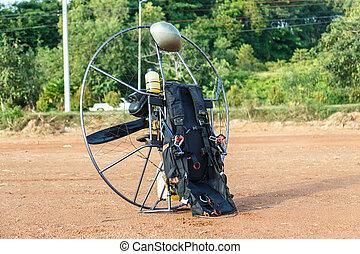 Paramotor,