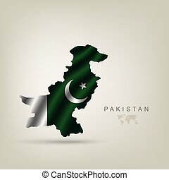 Flag of Pakistan as a country
