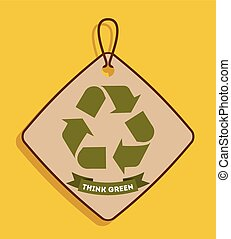 eco design , vector illustration