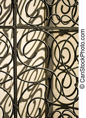 Iron Gate - Shadow of the Iron Gates curly Details