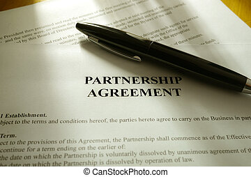 pena nd partnership agreement