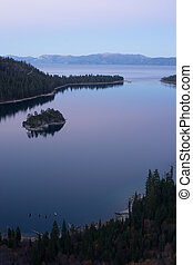 Protected Cove Emerald Bay Fannette Island Lake Tahoe - The...