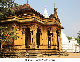 Kelaniya Temple Colombo - the Kelaniya Temple in Colombo,...