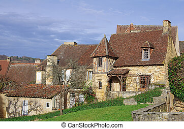 Sarlat medieval city - Sarlat, is a commune in the Dordogne...