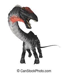 Dinosaurio, Apatosaurus,
