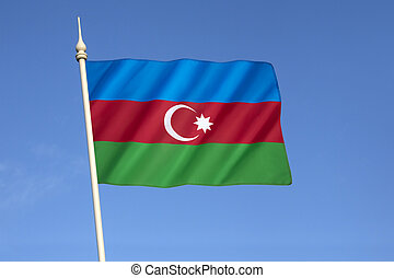 Flag of Azerbaijan - used from November 1918 to 1920, when...