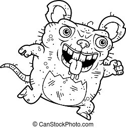 Mouse running clipart vector and illustration 245 mouse running clip