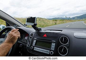 Bilder von cockpit, Auto - altes, Weinlese, Aus, -, Straße, Auto ... | {Auto cockpit straße 14}