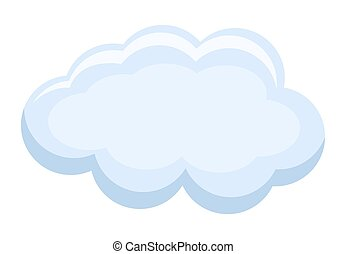 Stormy Cloud - Abstract Glossy Stormy Nature Cloud Frame...