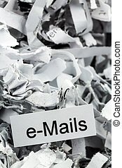 shredded paper keyword emails - shredded paper tagged with...
