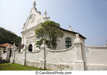 Dutch Reformed Church Galle Fort - the Dutch Reformed Church...
