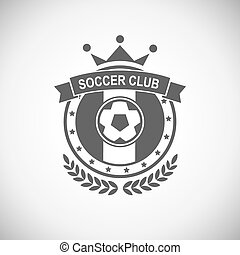 Sport emblems - Vector set sport emblems. Logo badges and...